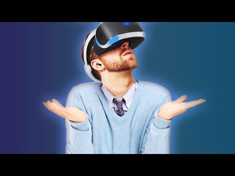 Should PSVR Be Worried About Vive Pro and Oculus Go? - CES 2018 - UCKy1dAqELo0zrOtPkf0eTMw