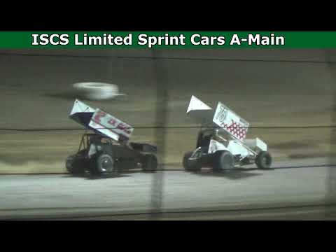 Grays Harbor Raceway, August 21, 2021, ISCS Limited Sprint Cars A-Main - dirt track racing video image
