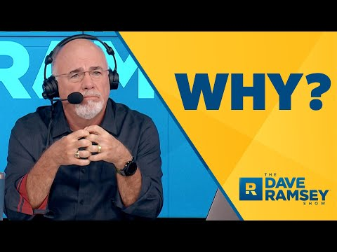 WHY is the Media NOT Talking About This?! - Dave Ramsey Rant
