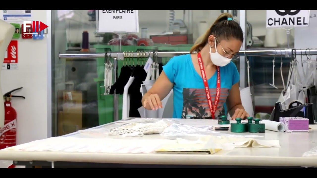 BETTINA Fashion Industry in Monaco Montecarlo FW 2021 – Fashion Channel