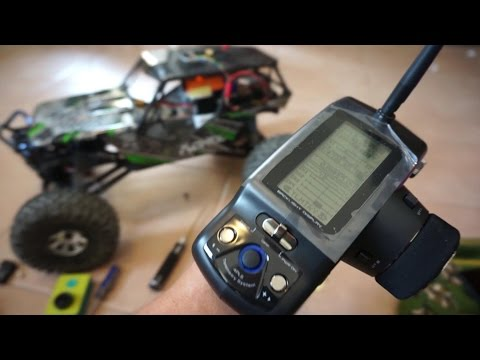 Axial Wraith FPV Setup with Futaba 4PLS and RunCam HD - UCsFctXdFnbeoKpLefdEloEQ