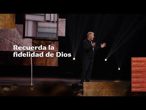 Gateway Church en vivo  Recuerda la fidelidad de Dios Pastor Robert Morris  Octubre 910