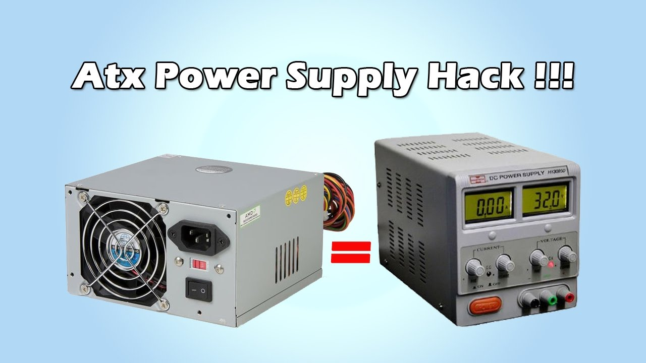 Psu To Bench Power Supply