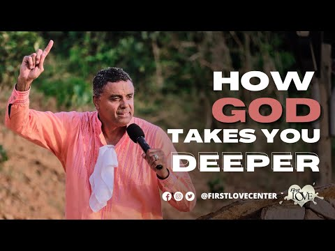 Going Deeper And Doing More: How God Takes You Deeper  Dag Heward-Mills