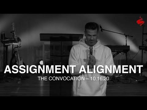 Assignment Alignment // Brian Guerin // Convocation // Fri Night