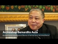 Archbishop Auza of the Holy See: Nuclear disarmament is one of the priorities for the year