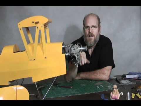 Building a Tiger Moth Episode 2 - UCJZL9VSp8g5rRQXeumrEOEg