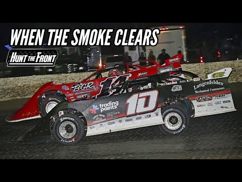 Throwing Sparks and Blowing Smoke at All-Tech's Powell Family Memorial - dirt track racing video image