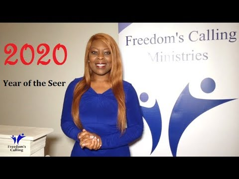 Prophetic Word for 2020 - The Year of the SEER
