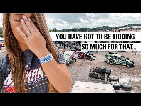 Bad Luck Struck | Firecracker 50 At Fonda Speedway - dirt track racing video image