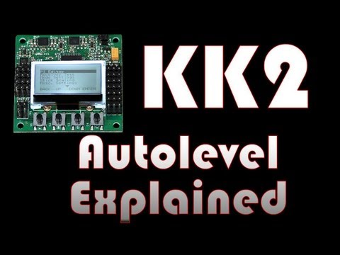 KK2 Autolevel Tuning and Explanation - UCEIB8GWz-ToKXqrm69EwU9Q