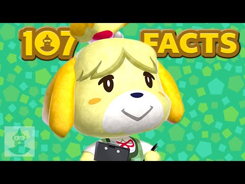 107 Animal Crossing Facts that YOU Should Know! | The Leaderboard - UCkYEKuyQJXIXunUD7Vy3eTw
