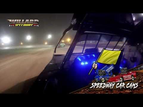 #J3 Jody Puckett - Open Mod - 8-7-21 Willard Speedway - dirt track racing video image