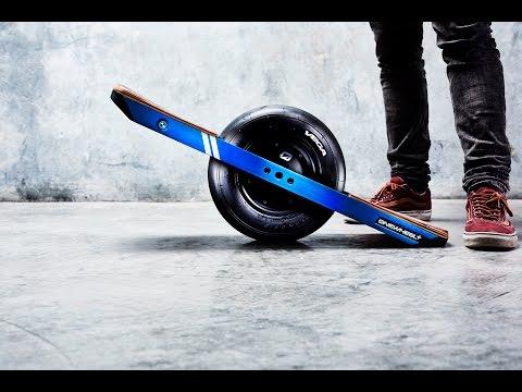 Geleceğin Elektrikli Kaykayı: Onewheel+