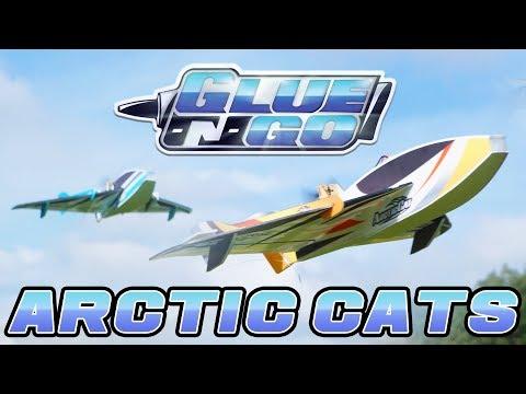 H-King Glue-N-Go Arctic Cats - HobbyKing Glue-N-Go Series - UCkNMDHVq-_6aJEh2uRBbRmw
