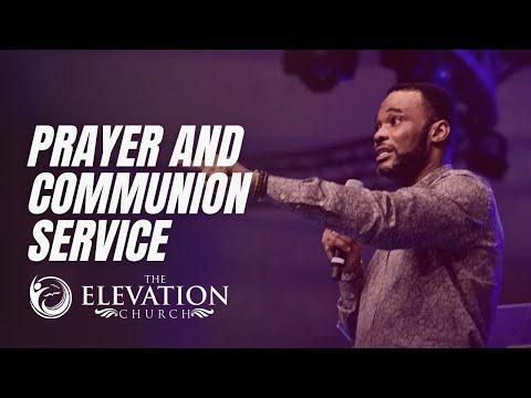 Flood of Grace / Pastor Debo Omotunde / The Elevation Church / September, 1st 2021
