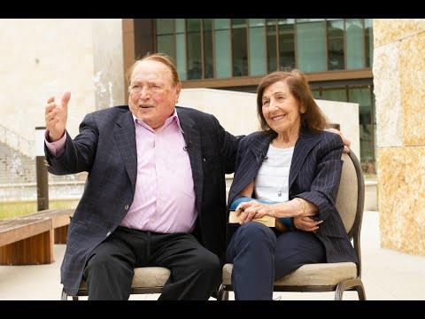 SPECIAL: Psalms 91 Bible Study With Morris and Theresa Cerullo From The Legacy Center Western Wall!