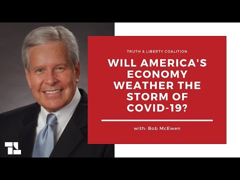 Bob McEwen On Truth & Liberty Live - March 30,2020
