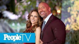 Dwayne 'The Rock' Johnson Marries Longtime Girlfriend Lauren Hashian In Hawaii: 'We Do' | PeopleTV