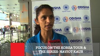 Focus On The Korea Tour & The Series - Navjot Kaur
