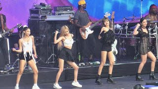 190818 BLACKPINK - FOREVER YOUNG Live at Summer Sonic 2019 in Tokyo, Japan