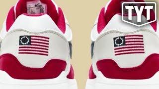 Republican Has Nike Meltdown