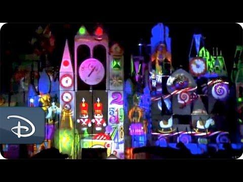 """it's a small world"" Holiday Clock Show | Disneyland Resort | Disney Parks - UC1xwwLwm6WSMbUn_Tp597hQ"