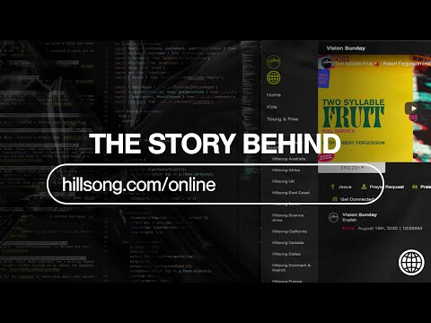The Story Behind hillsong.com/online