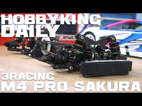 3Racing M4 PRO Sakura - HobbyKing Daily - UCkNMDHVq-_6aJEh2uRBbRmw