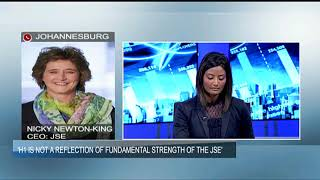 Nicky Newton-King to retire as JSE CEO