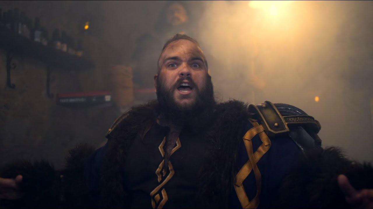 WIND ROSE – Drunken Dwarves (Official Video) | Napalm Records