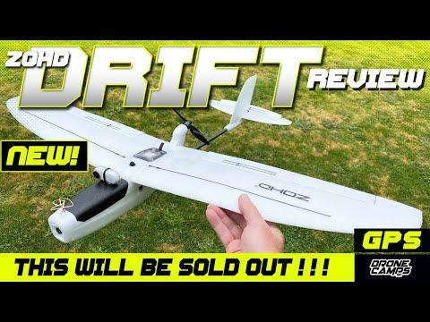 TAKE MY MONEY! - ZOHD Drift Sailplane, Gps, Fpv, Insta360 GO! - FULL REVIEW & FLIGHTS - UCwojJxGQ0SNeVV09mKlnonA