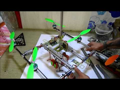 H6 KK2 copter with Ecilop(ish) gimbal. Build pics, review & maiden - UCx06H2X323KN4dY2onDAZVg