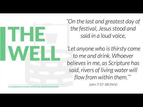 E18  Living Water (John 7:37-38)