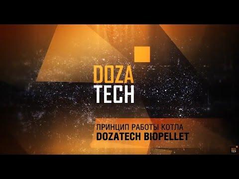 Пеллетные котлы Dozatech