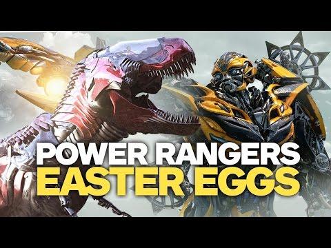 Power Rangers (2017) Easter Eggs, References and Trivia - UCKy1dAqELo0zrOtPkf0eTMw