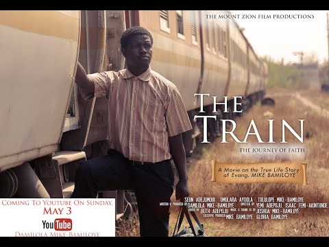 THE TRAIN TRAILER coming soon this Sunday 3rd of May. Get ready!