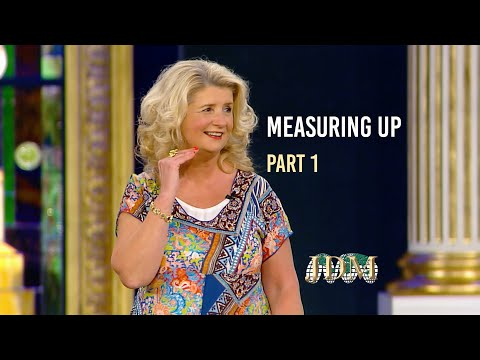 Measuring Up, Part 1  Cathy Duplantis