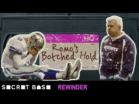 Tony Romo's botched hold in Seattle needs a deep rewind   2006 NFC Wild Card Game - UCDRmGMSgrtZkOsh_NQl4_xw