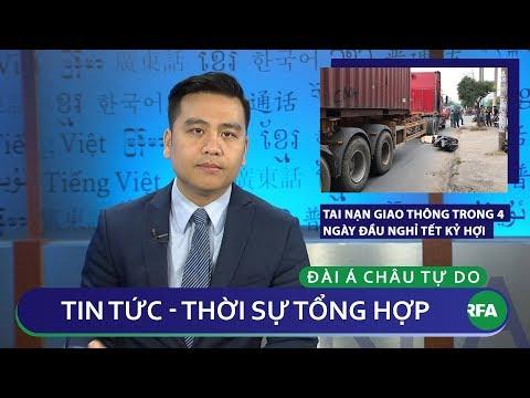 Tin nóng 24h 06/02/2019   Gần 80 người chết do tai nạn giao thông trong 4 ngày đầu nghỉ Tết Kỷ Hợi