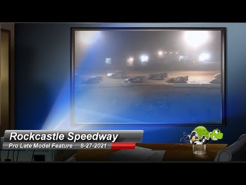 Rockcastle Speedway - Pro Late Model Feature - 8/27/2021 - dirt track racing video image