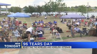 Band helps raise funds for homeless and veterans