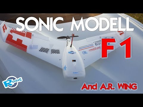 SonicModell F1 And AR Wing PNP KIT - maiden - UCv2D074JIyQEXdjK17SmREQ