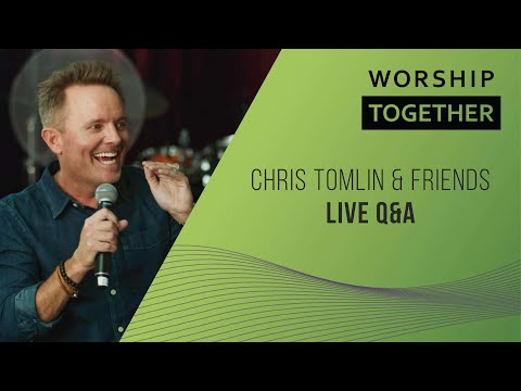Worship Leader Q&A with Chris Tomlin, Pat Barrett, Ed Cash, and Nicole Serrano