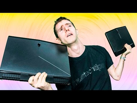 Is Bigger WORSE? - Alienware 15 Gaming Review - UC-qqUFhNBaQj2GDTbH3cVlQ