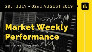 Stock Market Performance this Week - 29-July to 02-August-2019|Nifty Technical|Weekly|Sensex