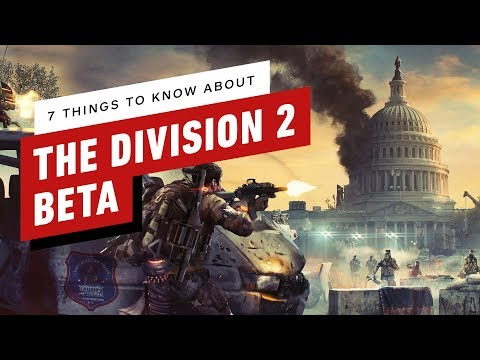The Division 2 Open Beta: 7 Things To Know - UCKy1dAqELo0zrOtPkf0eTMw