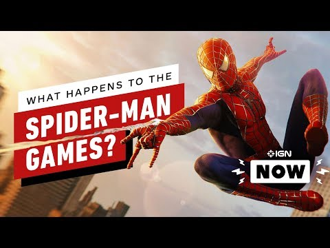 What the Sony/Disney Split Means for Spider-Man Games - IGN Now - UCKy1dAqELo0zrOtPkf0eTMw