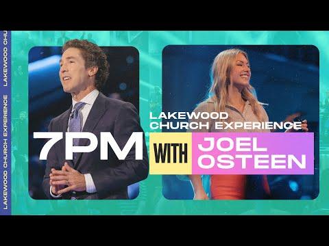 Joel Osteen  Lakewood Church  Saturday Service 7pm