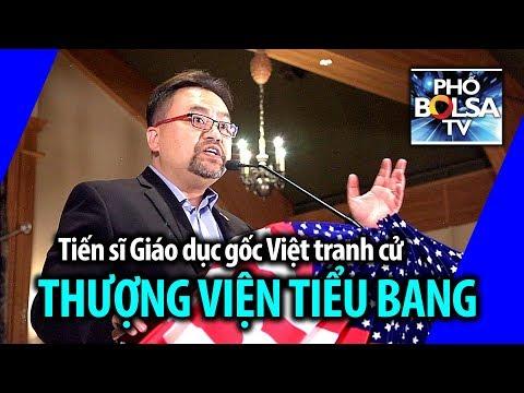 Tiến sĩ Giáo dục gốc Việt tranh cử Thượng nghị sĩ Tiểu bang Washington
